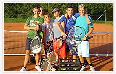 Archiwum obozów tenisowych w Głogowie, tenis Głogów